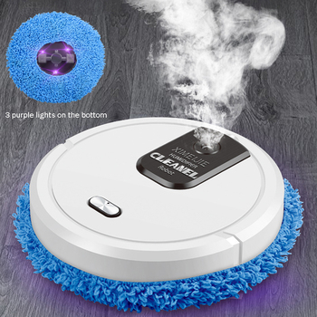 50% OFF Household MOPS USB Charging | Robot Vacuum Cleaner