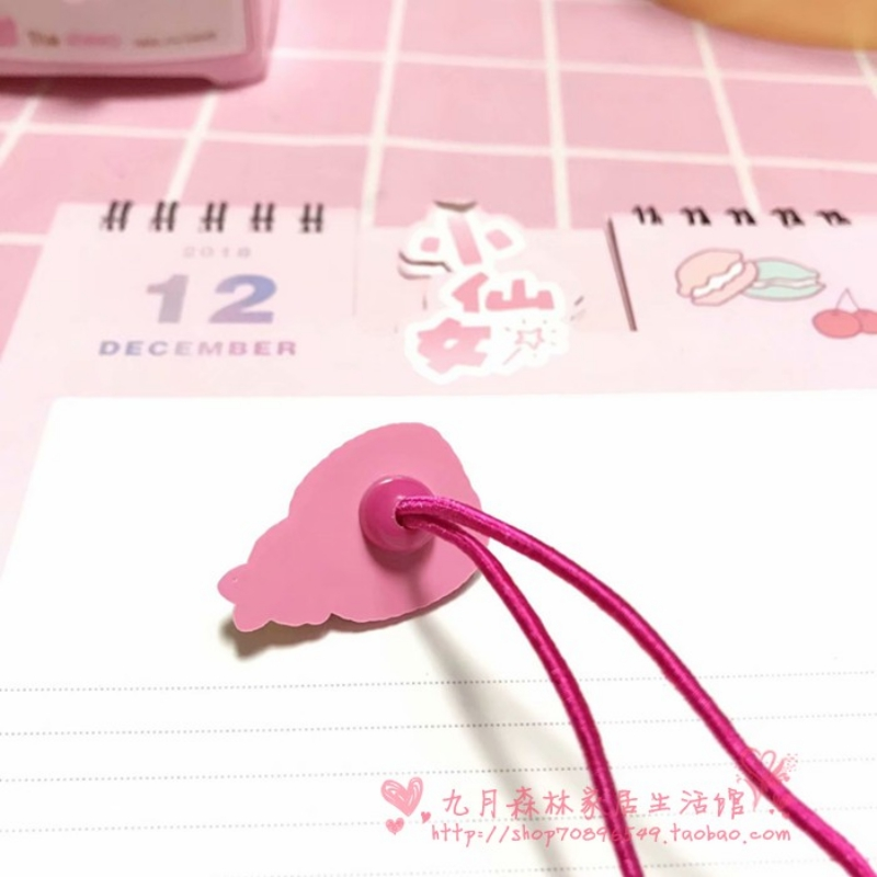 1 Pc Kawaii Sumikko Gurashi Rilakkuma corner biological hair rope children's hair accessories rubber band thin hair rope-4