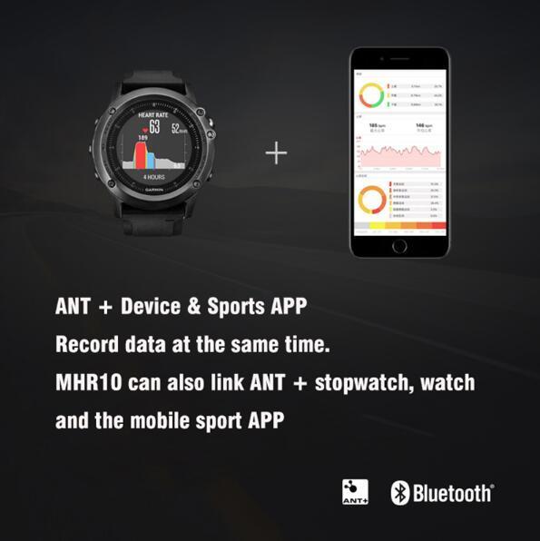 Magene taşıyıcı Bluetooth4.0 ANT + kalp hızı sensörü uyumlu GARMIN Bryton IGPSPORT bisiklet bilgisayar pedalsız bisiklet nabız monitörü
