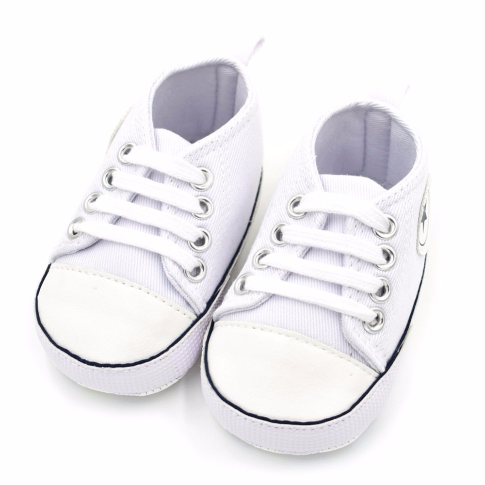 Newborn Baby Boys Classic Handsome First Walkers Shoes Babe Infant Toddler Soft Soled Boots
