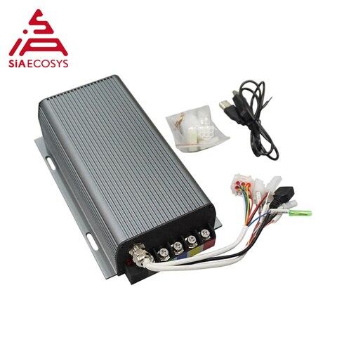 sabvoton svmc72150 72v 150a controlador de onda senoidal para 3000w 4000w motor bldc motor do