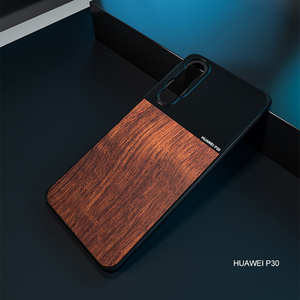 Image 4 - Kase Moblie Phone Lens Wooden+Aluminum Alloy Case Holder for Huawei Mate 20 P30 P40 P20 Pro P10 and 17mm Mount Smartphone Lens