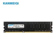 KANMEIQi DDR3 2GB 4GB 8GB 1333mhz 1600MHz PC3 Memory RAM Module Computer Desktop 240pin 1.5V dimm Memoria New