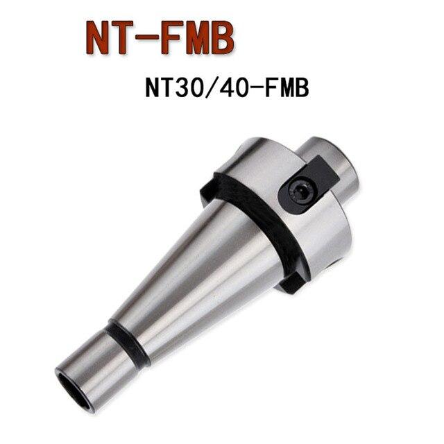 1 個コレットチャック M12 NT30 NT40 FMB22 NT40 FMB27 M16 フェイスミルアーバアダプタ fmb22 ツールホルダー cnc マシン