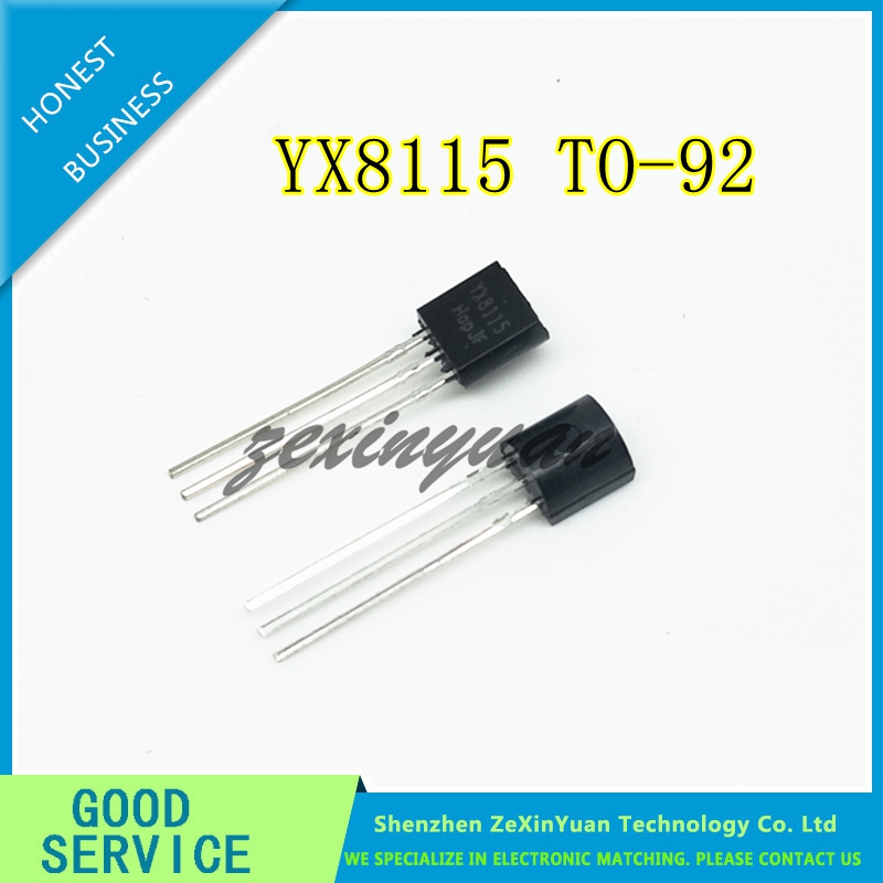 20PCS/LOT YX8115 8115 White Light LED Flashlight Driver Chip Driver LED Chip LED Control IC