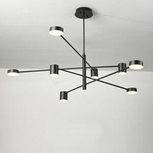 Image 2 - Restaurant Plafondverlichting Woonkamer Slaapkamer Eetkamer Keuken Lamp Lamparas Verlichting Armatuur Led Nordic Plafondlamp