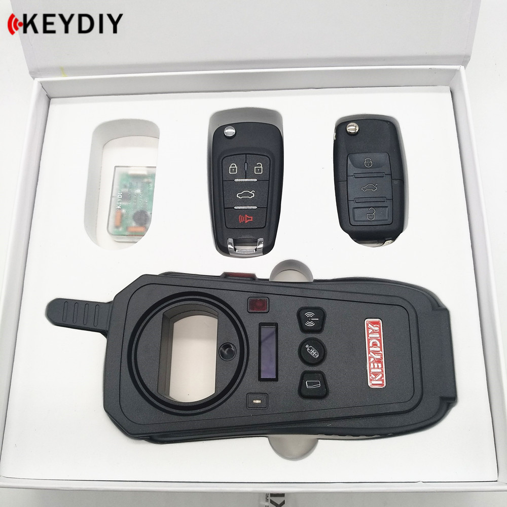 Original KEYDIY KD X2 Remote Maker Unlocker Key Generator 96Bit 48 Transponder Chip Copier with Data