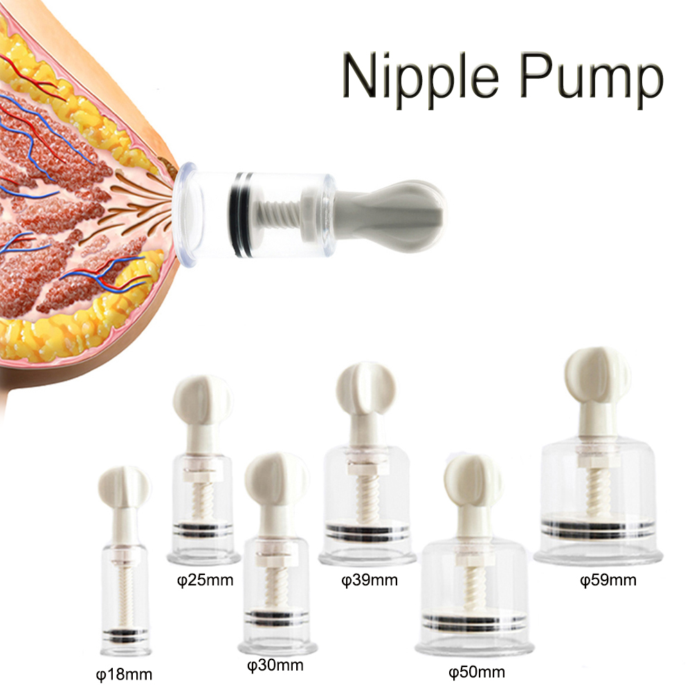 Nipple Pump Sucker Breast Masturbator Suction Vacuum Cup Sex Toys For Women Nipples Stimulator Enlarger Vibrating Clit Pump Shop