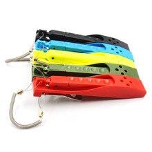 High Quality ABS Plastic Fish Clamp Mini Fishing Grip Practical Lip Clip Controller Durable Plier Equipment