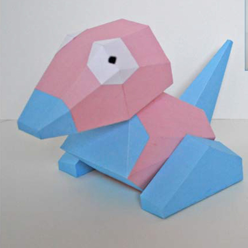 3D-Origami ~ Chinese Dragon (english) - YouTube | 800x800