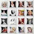 Наволочка для подушки Marilyn Monroe, декоративная наволочка из полиэстера для дивана, наволочка в стиле ретро с суперзвездами для украшения дома,...