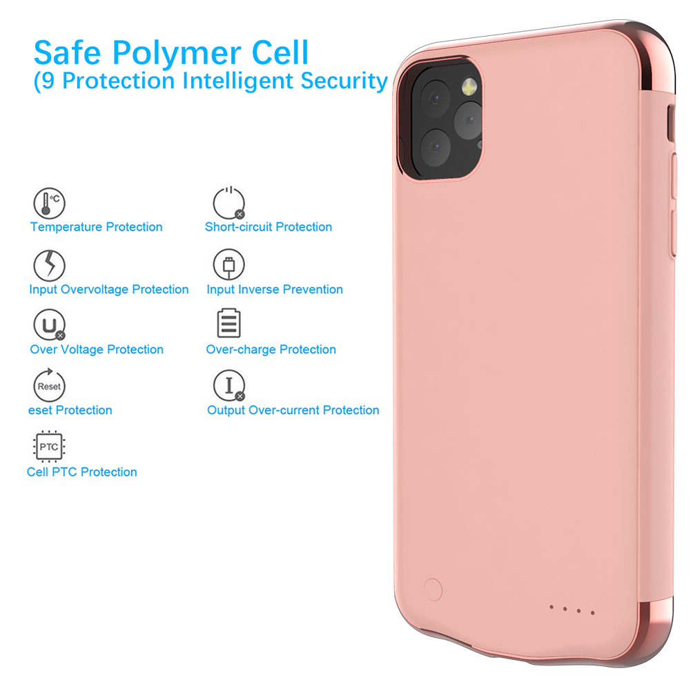 Battery Case for iPhone 11/11 Pro/11 Pro Max 90