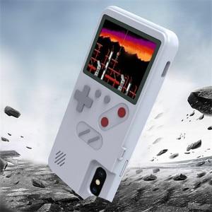 Image 5 - Colorful Screen Gameboy GB Game Tetris Case For Iphone 7 Case Iphone Xs Max Case 6 6s 7 8 Plus X XR 7plus 8plus Phone Case