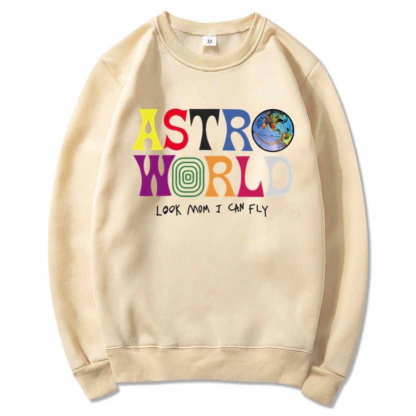 Astroworld 인쇄 패션 후드 남성/여성 캐주얼 힙합 xxxtentacion 스웨터 영원히 traksuit 양털 풀 오버 hoody