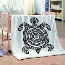 1 шт. 150x200 см Белое черное одеяло шерпа фланелевое одеяло кровать Диван Постельные принадлежности Рождественский подарок