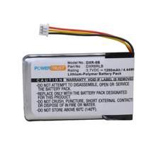 PowerTrust DXR-8 1200mAh DXR-8B bateria dla niemowląt optyka DXR-8 elektroniczna niania, SP803048