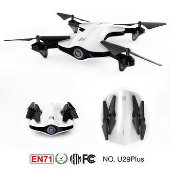 U29 PLUS 2,4 Ghz WIFI y FPV drone plegable con cámara HD...