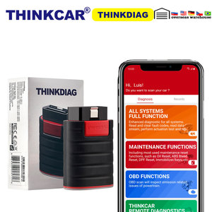 Thinkdiag same as easydiag 3.0 X431 Bluetooth adapter update online full system OBD2 Scanner Diagnostic Tool easy diag(China)