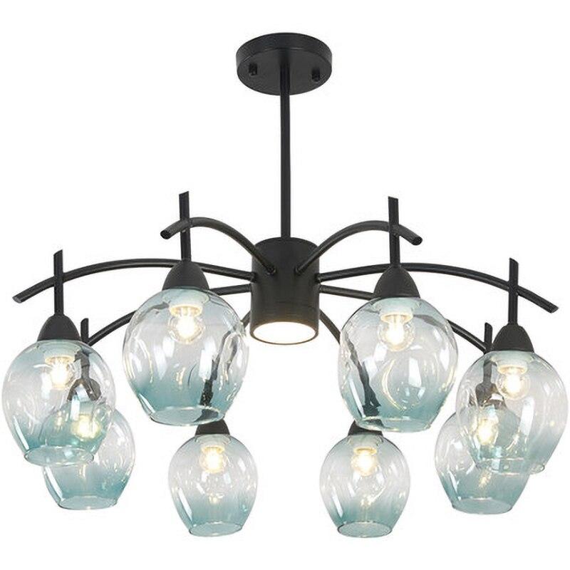Современное искусство креативная Стекло шар подвесной светильник домашний декоративный подвесной светильник люстра для кафе гостиная Кух...,