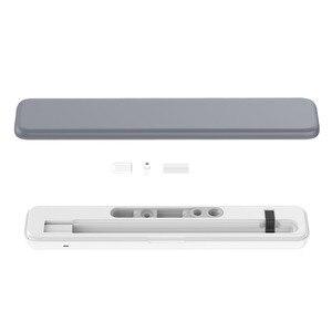 Image 3 - Apple kalem saklama kutusu kablosuz şarj durumda taşıma şarj alıcı durumda kalemlik standı Apple iPencil