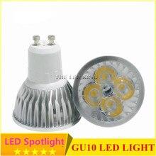 1 светодиодный светильник высокой мощности CREE GU10 E27 GU5.3 E14 3X3W 9 Вт 4x3 Вт 12 Вт 5X3W 15 Вт 85-265 в