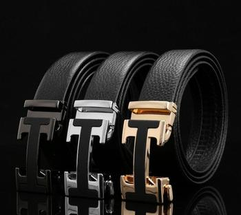 Male Belt New Designer Mens Belts Luxury Man Fashion Brand For Men High Quality Automatic Buckle