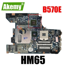 Laptop motherboard For LENOVO B570 B570E HM65 Mainboard 90000070 10290-2 48.4PA01.021 LZ57 N12M-GS-B-A1