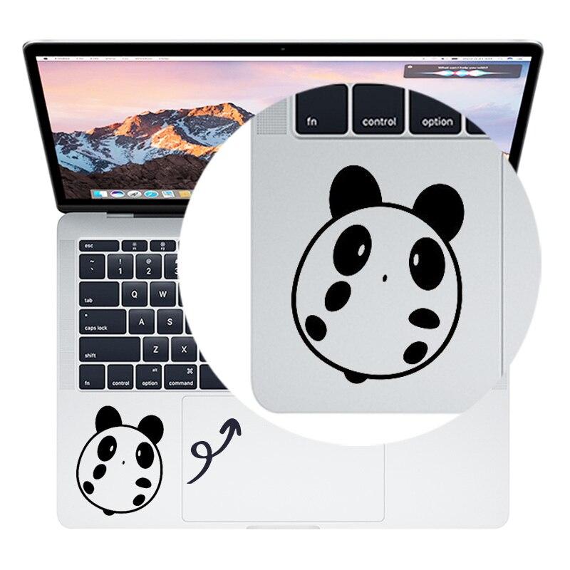 Cute Panda Partial Sticker for Huawei Matebook Touchpad Sticker for font b Apple b font font