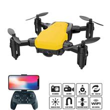 SG800 Mini Drone With HD Camera Hight Hold Mode RC Quadcopter RTF WiFi FPV Micro Foldable Helicopter VS E58 S9 S9HW M69 T10 H36 цена