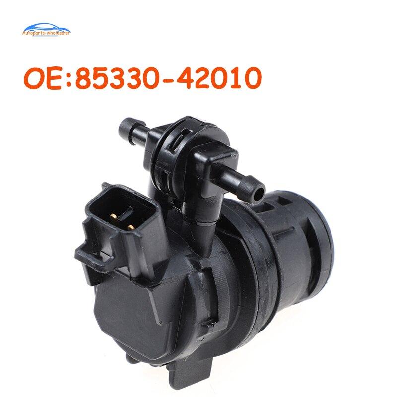 85330-42010 8533042010 For Toyota Highlander RAV4 Windshield Washer Pump Motor auto accessorie title=