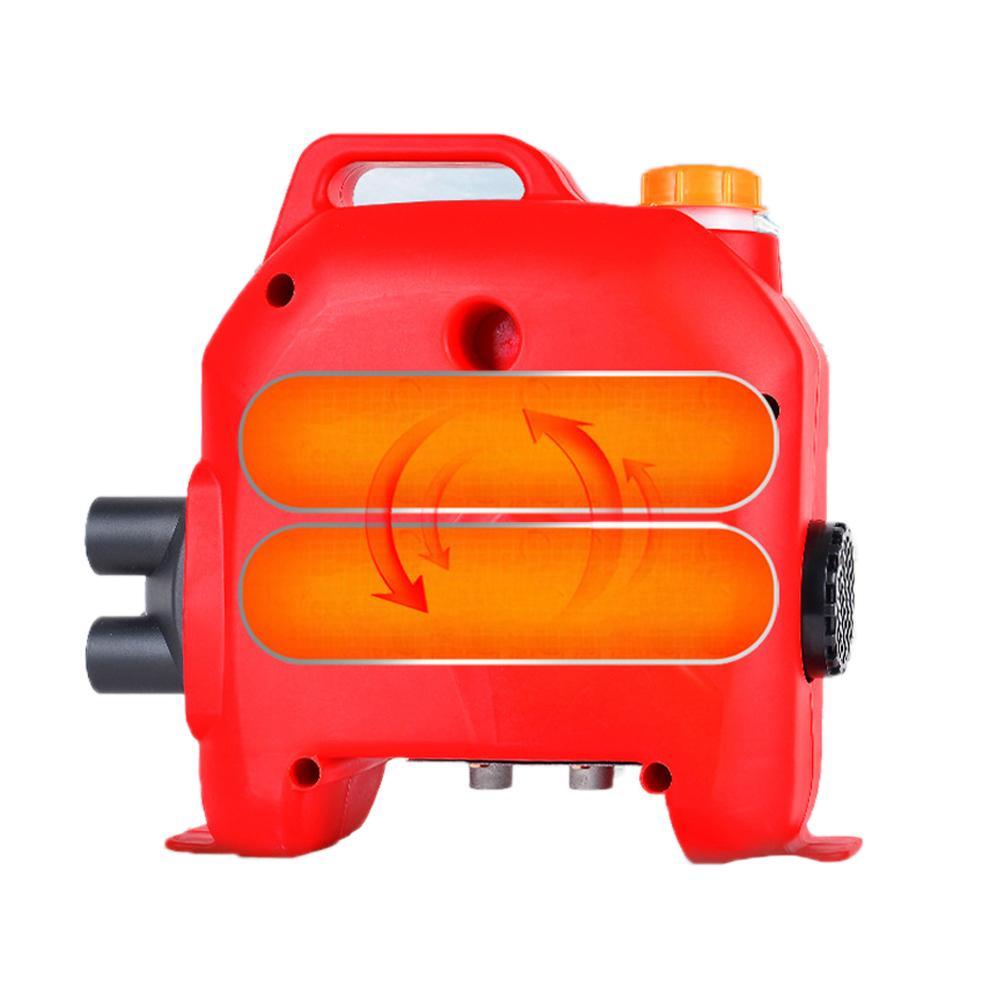 Universele Auto Verwarming Diesel Standkachel 12V 5KW Boot Heater Diesel Voor Vracht Voertuigen Van Accu Auto - 5