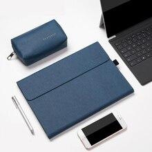 """แท็บเล็ตป้องกันกรณีสำหรับ Microsoft Surface 12 """"Trifold กระเป๋าของแข็งผู้หญิงผู้ชายกระเป๋าแท็บเล็ตสำหรับพื้นผิว pro 6 7"""