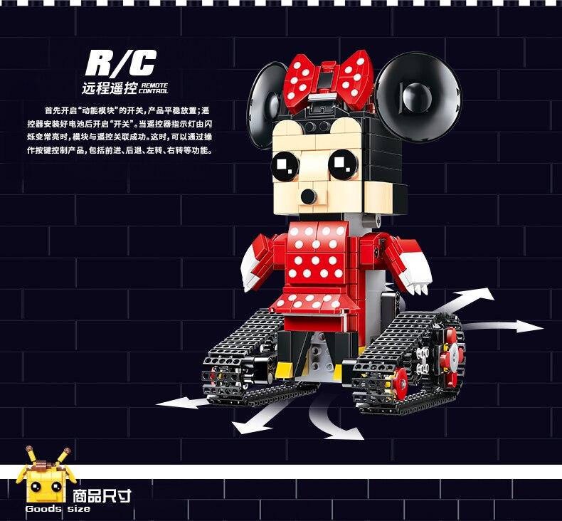 MOULD KING  Technic Crawler robot Walking Building Block 11