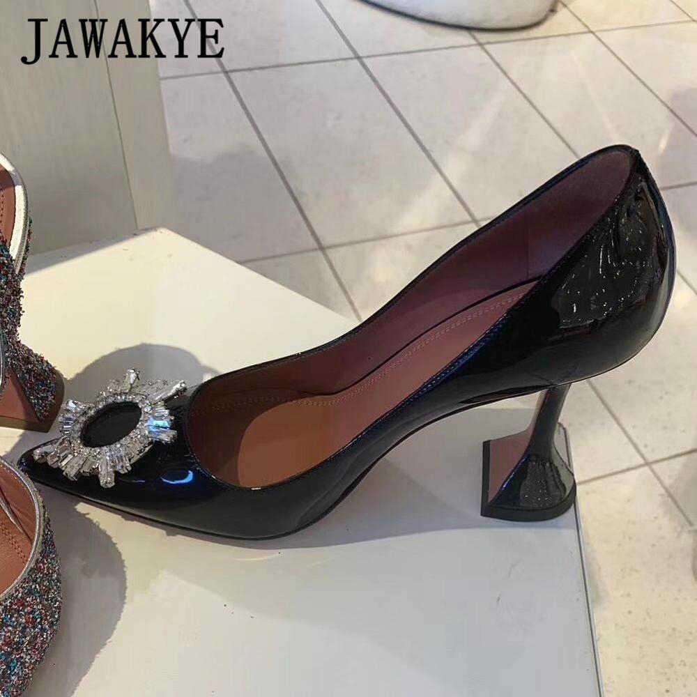 Yeni seksi Begum kristal yaka diz çizmeler üzerinde kadın siyah süet derili kupa yüksek topuk uyluk yüksek çizmeler parti ayakkabıları kadın