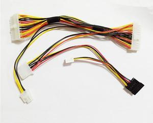 Image 5 - طاقة عالية 250 واط تيار مستمر 12 فولت المدخلات ATX الذروة PSU بيكو ATX التبديل التعدين PSU 24pin ITX تيار مستمر صغير إلى سيارة ATX الكمبيوتر امدادات الطاقة للكمبيوتر
