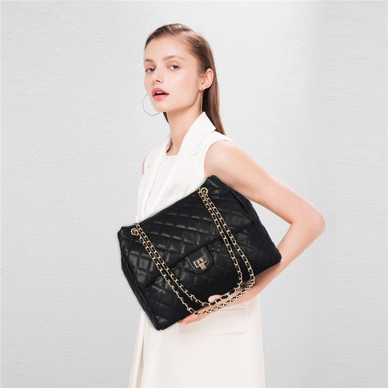 Image 5 - K928 женские повседневные сумки модные бриллиантовые сумки через плечо 8090Сумки с ручками