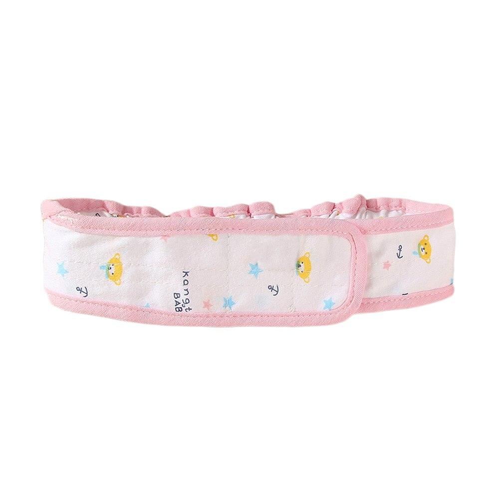 Baby Diaper Fixed Belt Infant Nappy Cloth Fixing Reusable Adjustable Cotton Soft Elastic Cartoon Nappy Belt Baby Car Accessory