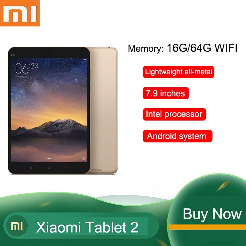 xiaomi-tablette-2nd-generation-divertissement-video-tablette-79-pouces-ecran-utilise-tablette-wifi-version-or-90-nouveau-2-16g-64gwifi-vers