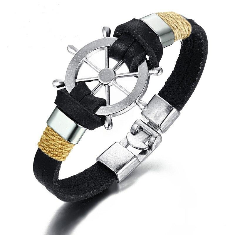 Bracelet rétro gouvernail  1