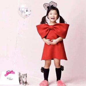 Летнее качественное платье на бретелях для девочек праздничное платье для малышей винтажное детское платье для дня рождения грубая одежда ...