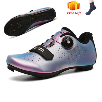 Professional Athletic Bicycle Shoes MTB Cycling Shoes Men Self-Locking Road Bike Shoes sapatilha ciclismo Women Cycling Sneakers 13