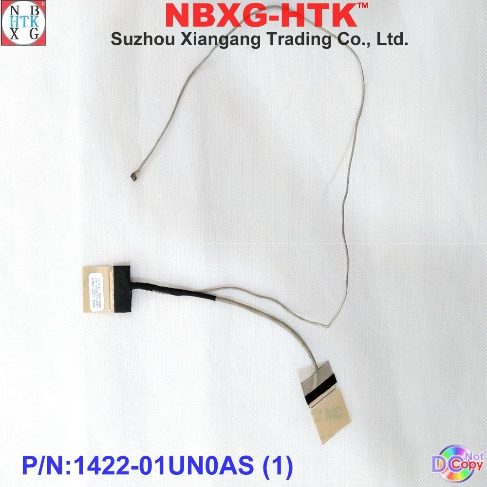 Original LVDS LED LCD Video Screen Display Cable for Asus X555LD-1B 40pin
