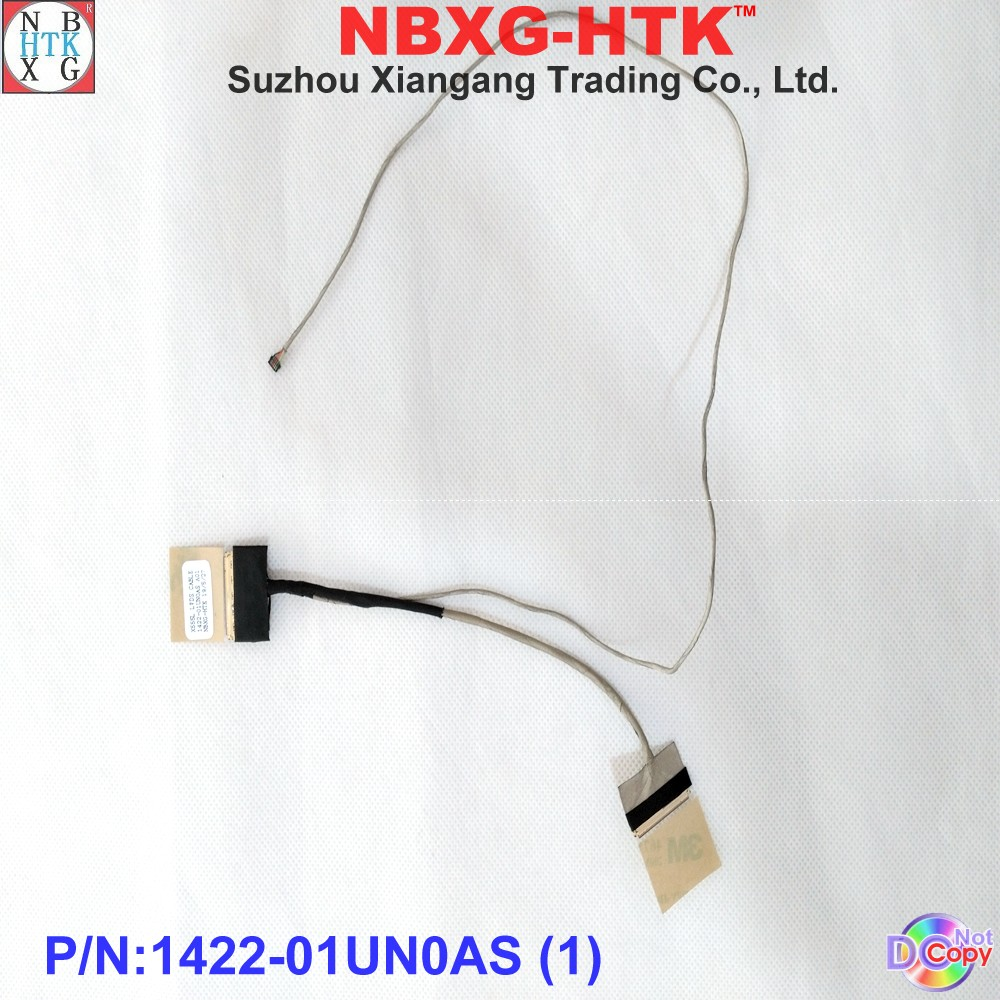 New Original Asus G46 Lcd Lvds Cable G46 1422-019X000