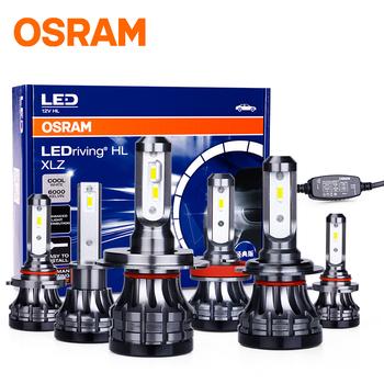 Zrealizuj zakupy OSRAM H8 H11 H16 Led HB3 HB4 9005 9006 H1 9012 HIR2 H7 Auto żarówka samochodowa Mini led moto h4 led reflektorów światła przeciwmgielne 12V 6000K 1 para tanie i dobre opinie CN (pochodzenie) universal car led H7 for vw golf 6 mercedes w203 vw bora automotive 12 v 6000 k H7 led lights for Lada granta golf mk3 jeep volvo diodes