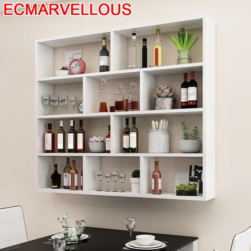 Mobilya Table Adega Vinho Mesa Hotel Cocina Sala Storage Desk Gabinete Rack Living Room Mueble Shelf Furniture Bar Wine Cabinet