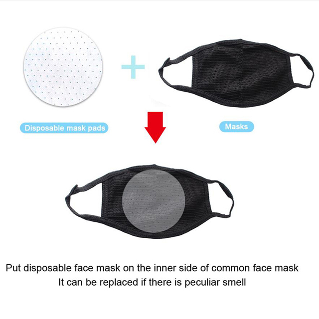 Anti pollution pm2.5 mouth mask du