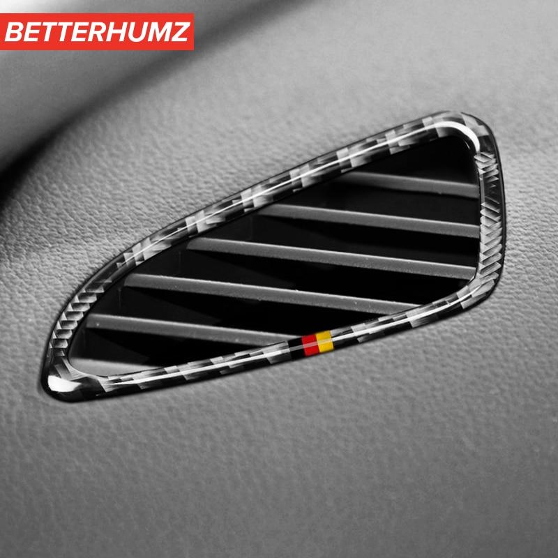 fibra di carbonio Decalcomania per interni guida a sinistra SLine Quattro per A4 S4 A5 S5 2009-2016