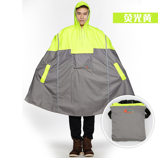 Breathable Bike Electric Cars Raincoat Poncho Outdoor Bicycle Rainwear Waterproof Suit Rain Jacket Hiking Capa De Chuva Gift 4