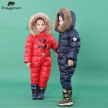 2020 orangemom loja oficial inverno roupas infantis para baixo meninos roupas, crianças outerwear & casacos para meninas jaquetas neve wear