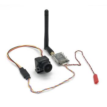 Łatwy w użyciu 5 8G System FPV 40CH 600mW nadajnik wideo i CMOS 1200TVL kamery FPV dla RC FPV Racing Drone część samochodowa tanie i dobre opinie SKYRC CN (pochodzenie) NONE 5 8G VTX and Cam as show GoPro